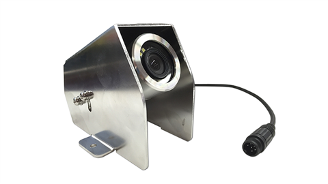 The 120 degree anti-explosion extreme environment camera is also available with a stainless steel housing for the ultimate in durability.