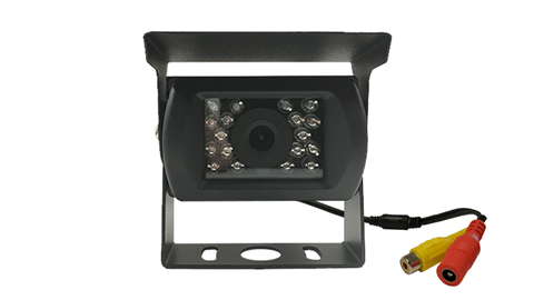The 30 degree zoomed 12mm lens RV backup camera is perfect for viewing behind your vehicle at longer ranges than standard cameras.