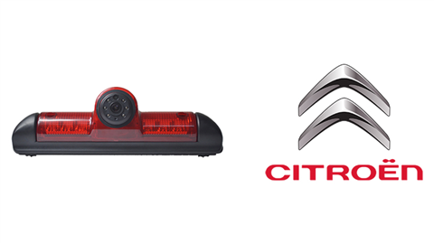 Third Brake Light Backup Camera | Citroen Jumper | SKU22408