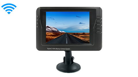 3.5-Inch LCD Monitor for Built In Digital Wireless Backup Cameras | SKU84962