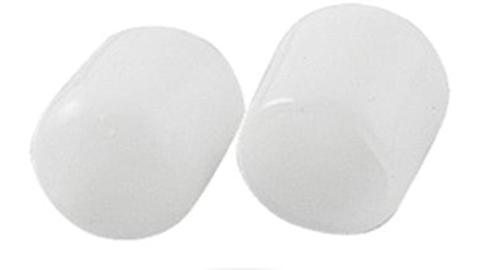 Weatherproof caps for reverse backup camera system