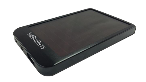 Portable Solar Panel for any Backup Camera System