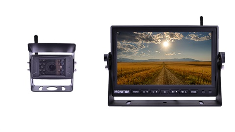Digital Wireless Backup Camera With Monitor For Rv