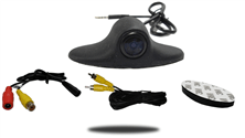 small Wireless front view vehicle surveillance camera kit