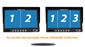 #It is also viewable in a vertical split screen.