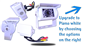 #The heavy duty 120 degree hi-res CCD RV backup camera is also available with a metallic piano white colored housing.