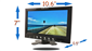#10.5 inch monitor Dimensions 7 inches by 10.6 inches by 0.5 inch