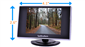 #3.5-Inch LCD Monitor for any Backup Camera | SKU24935
