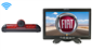 #Fiat Ducato Third Brake Light Wireless Backup Camera (Birds Eye View) | SKU24400