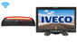 #The Iveco Daily backup camera is designed to replace the existing brake light housing with an integrated CCD backup camera.