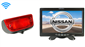 #Nissan NV200 Third Brake Light Wireless Backup Camera (Birds Eye View) | SKU33908