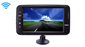 #The 5 Inch LCD Monitor For Built in systems can also be mounted from above to keep your dash clear.