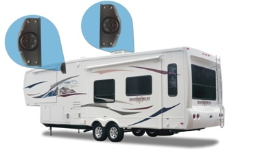 Slim Side View Camera for RV's