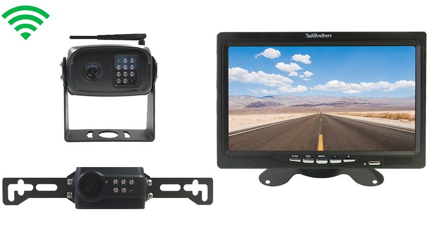 best aftermarket backup cameras for 5th wheel
