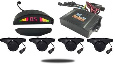 backup camera system sensors