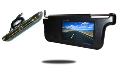 rear view camera page