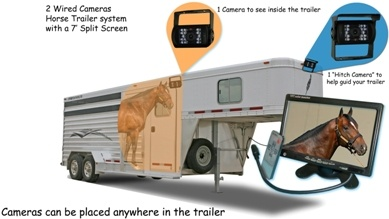 horse Trailer installation instructions