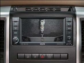 Dodge Ram Tailgate Backup Camera