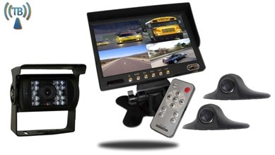 travel trailer backup camera