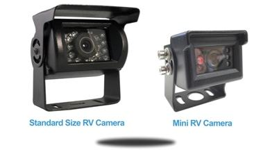 Mini Backup Camera compere