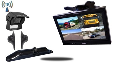 7-Inch Monitor with Wireless RV Backup Camera systemTadibrothets