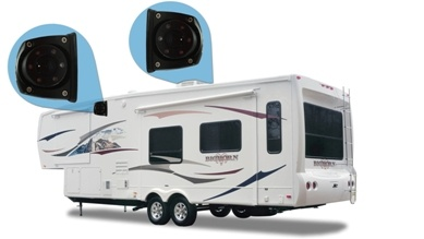 the best side rear view camera for rv