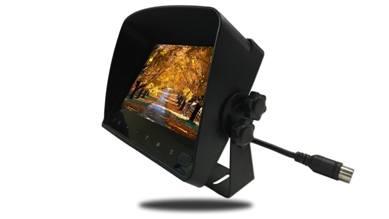 split screen backup camera monitor
