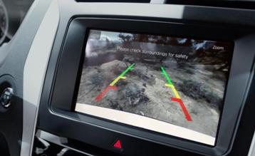 Ford Backup Camera System