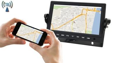 wireless backup camera for rv monitor