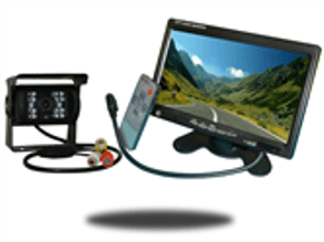 rv backup camera system