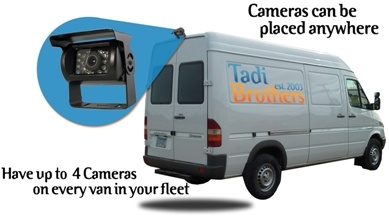 Sprinter Van Backup Camera System
