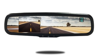 customize rearview monitor