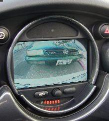Mini Cooper Backup Camera System