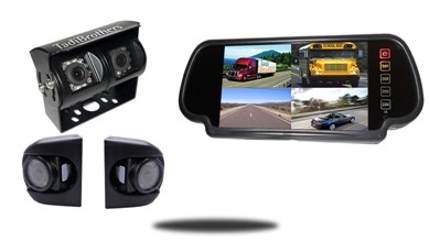 rv backup cam system
