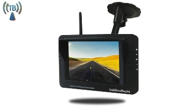 rearview camera monitor