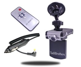 Dashboard Camera Kit System