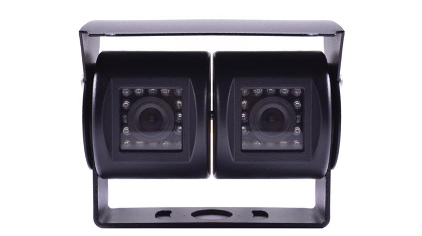Rv Backup Camera With 2 Adjustable Lenses Birds Eye View