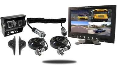 best Backup Camera kit for trailers with|Quick Disconnect