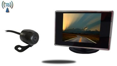 backup camera rear view systems