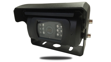 Elite Triple Shutter Rv Backup Camera Birds Eye View