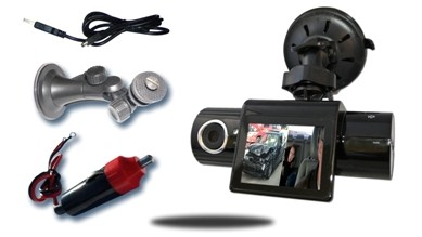 dash cam kit