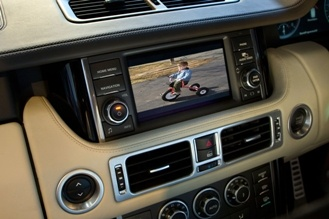 backup camera system land rover
