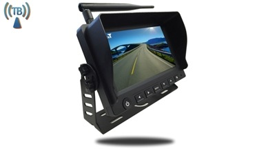 Digital rearview monitor