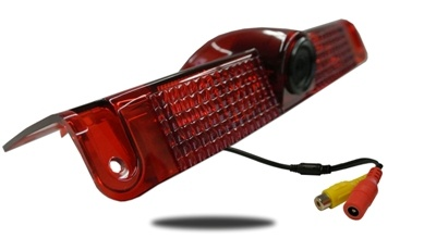 3rd brake light rear view camera