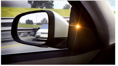 blind spot system