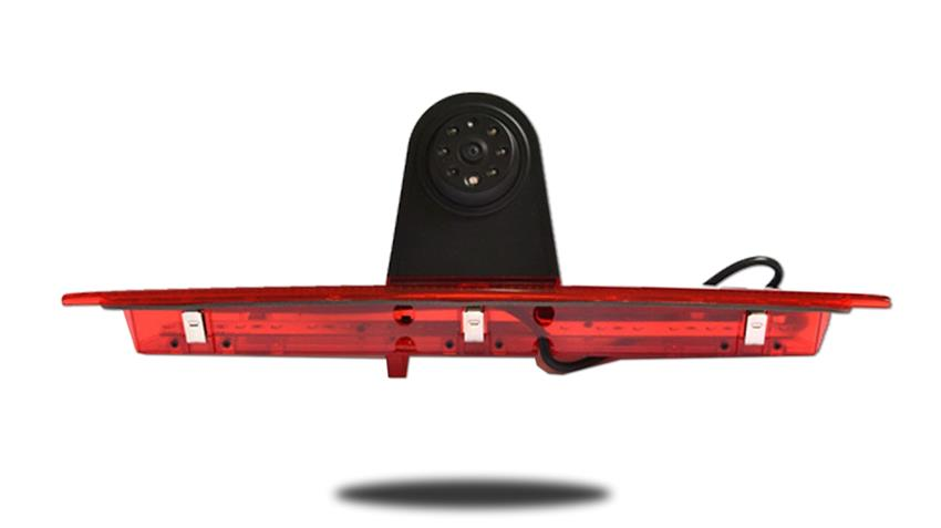 rear view camera van