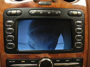 Bentley Backup Camera